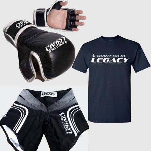 MMA Equipment Package